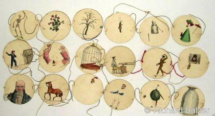 Thaumatropes collection