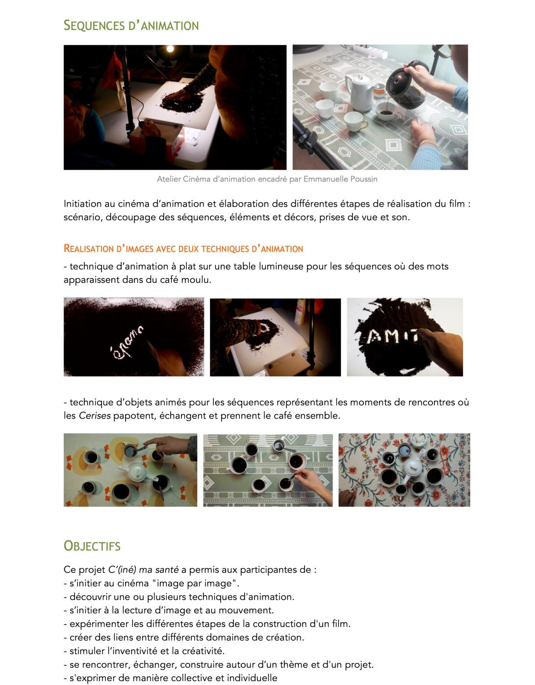 Ateliers Clafoutis 2